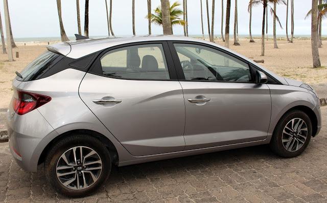 Novo Hyundai HB20 inicia dezembro como líder de vendas
