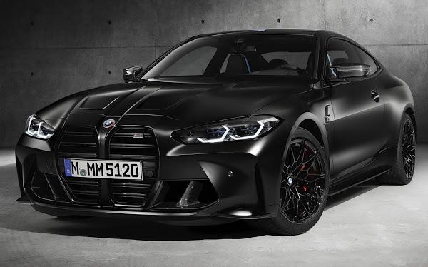 BMW M4 Competition Coupé ganha série com enfeites Kith