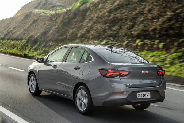 Chevrolet Onix Plus surpreende com vendas em novembro