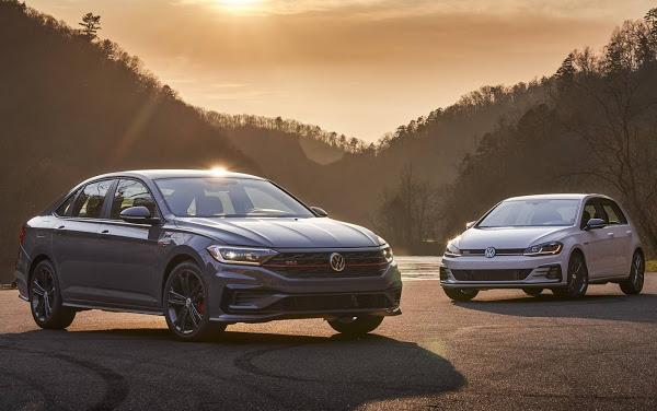 VW Golf GTI e Jetta GLI na lista