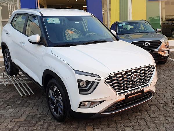 Novo Hyundai Creta 2022 chega às concessionárias: fotos, preços e detalhes