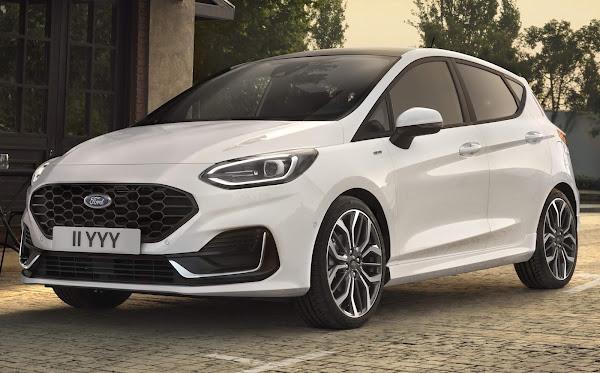 Ford Fiesta 2022 tem facelift e novas tecnologias para enfrentar o Polo